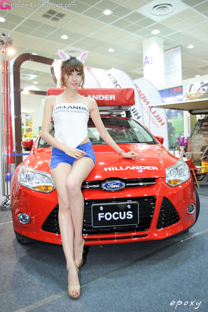 4 Choi Byeol Yee at Korea Autocamping Show 20-very cute asian girl-girlcute4u.blogspot.com