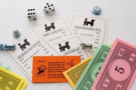 投資理財-財商-財務智商-現金流-現金流遊戲-大富翁-投資20150228-02