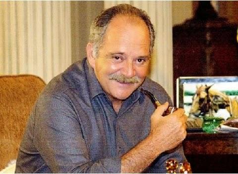Claudio Marzo. O ator de 74 anos estava internado com pneumonia, dispneia e desorientação desde o último dia 4, na clínica São Vicente, na Gávea, Zona Sul do Rio de Janeiro.