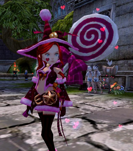 Sorceress Costume Mod Dragon Nest Mods Weapon Dragon Nest Bagus