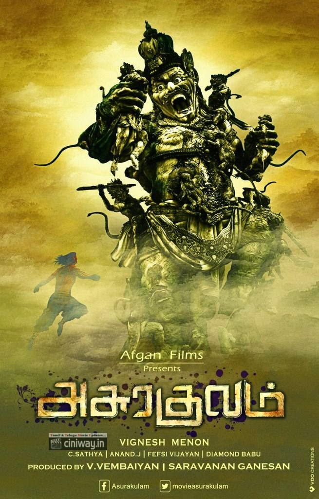Asurakulam Movie Poster
