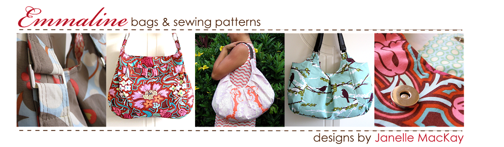 Emmaline Bags and Patterns