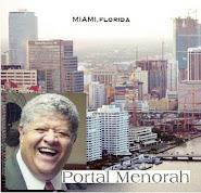 PORTAL MENORAH