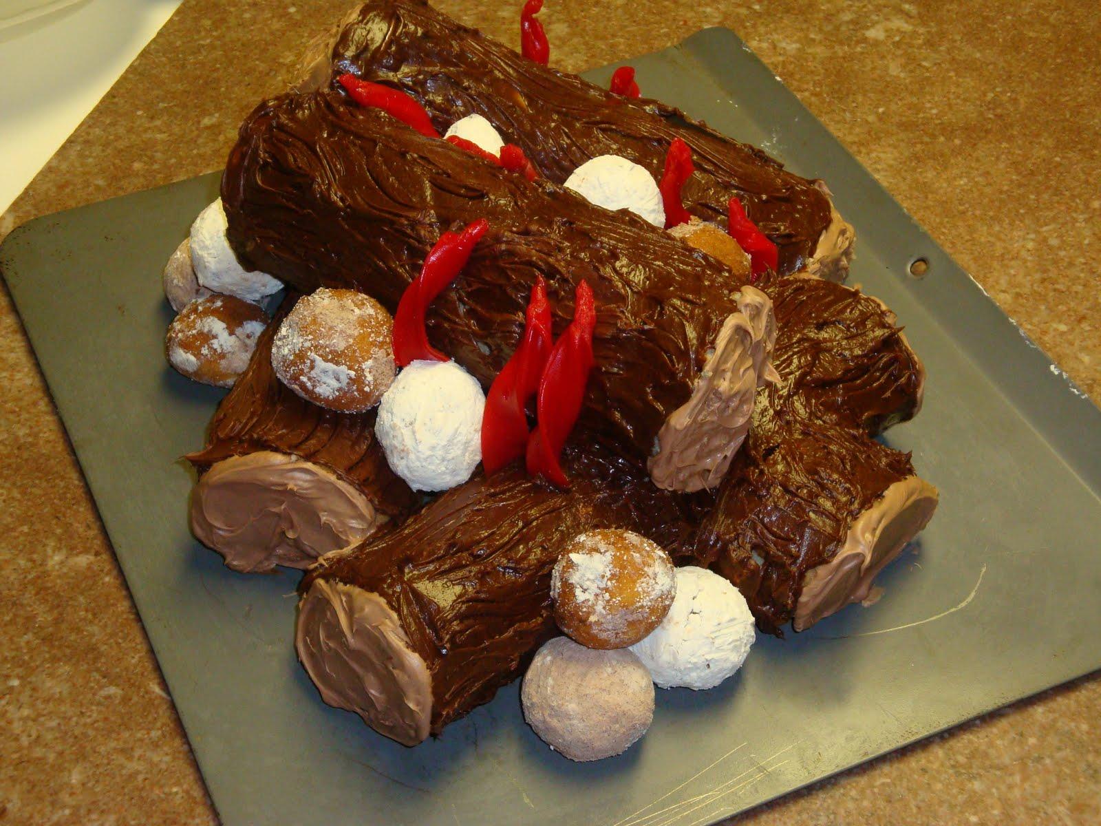 Hobo Party Cake Ideas
