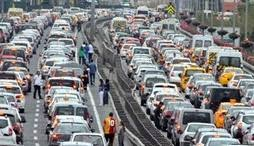 Trafik çözülemeyen sorun
