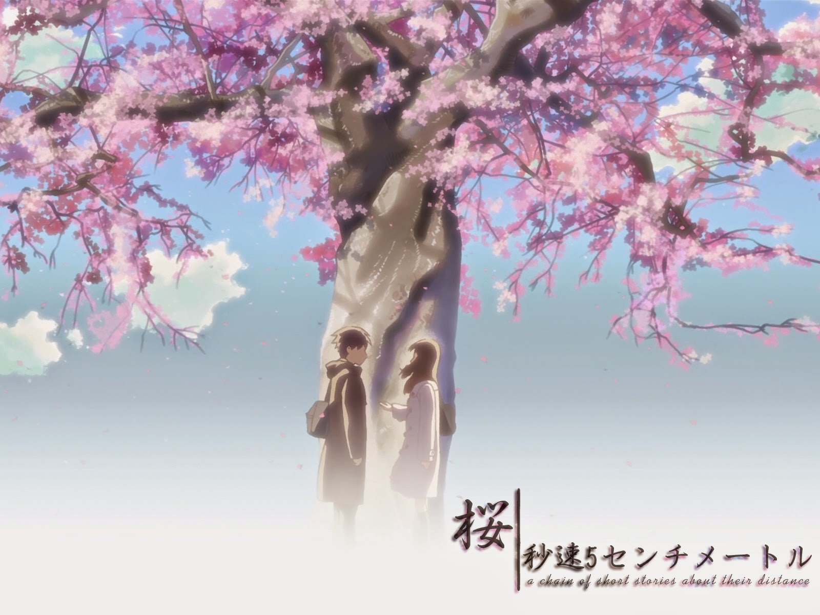 anime tersedih 5 centimeters per second