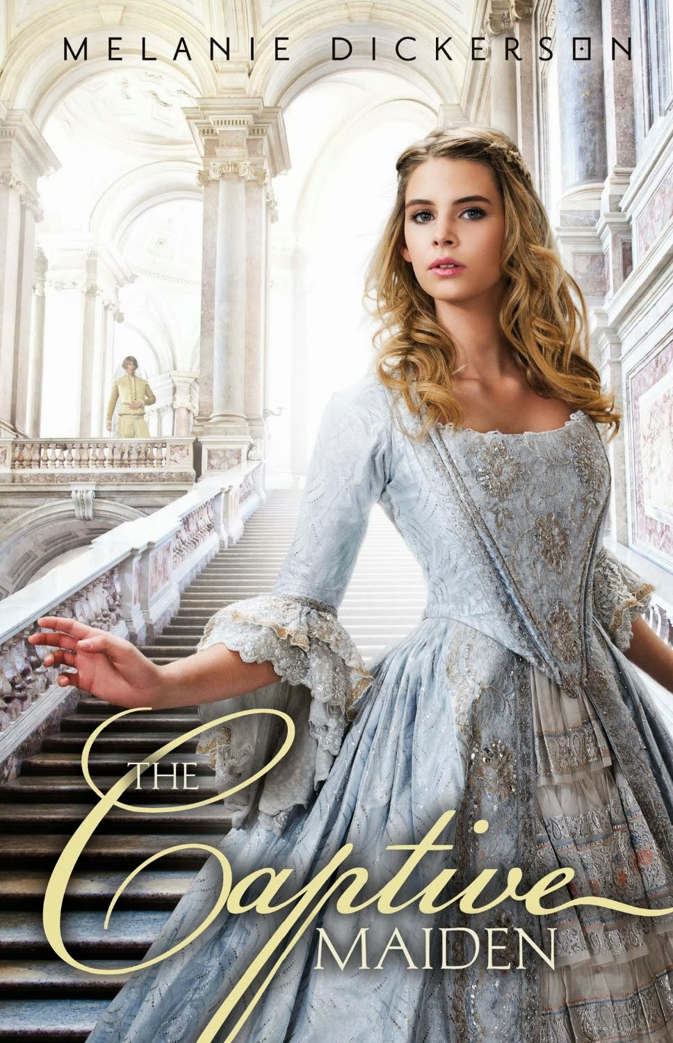 """melanie dickerson s the captive maiden Once upon a time, i signed up to win a copy of melanie dickerson's """"the captive maiden"""" and i won melanie dickerson's characters are simply astonishing."""