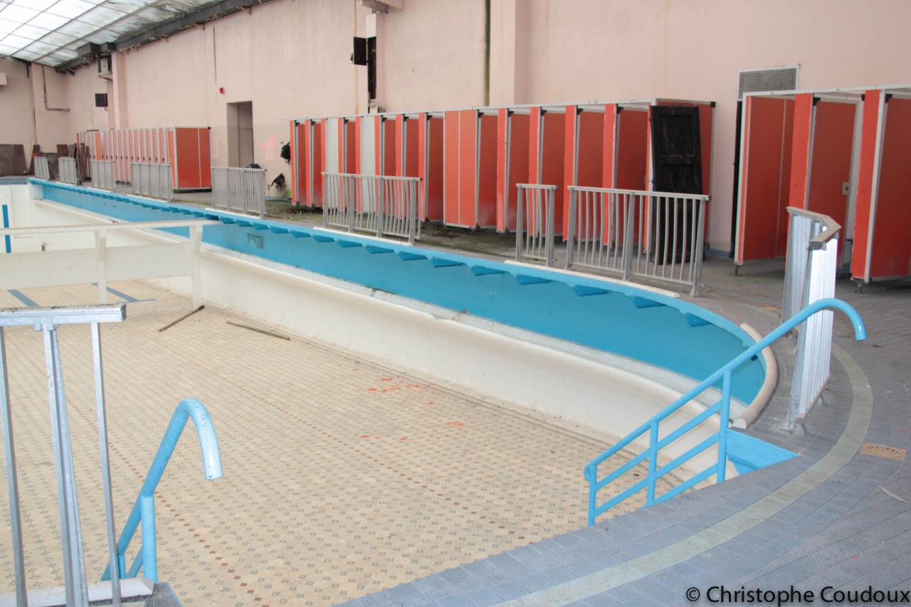 Photographies by christophe coudoux ancienne piscine de tourcoing certains s 39 en souviennent d - Piscine de tourcoing ...