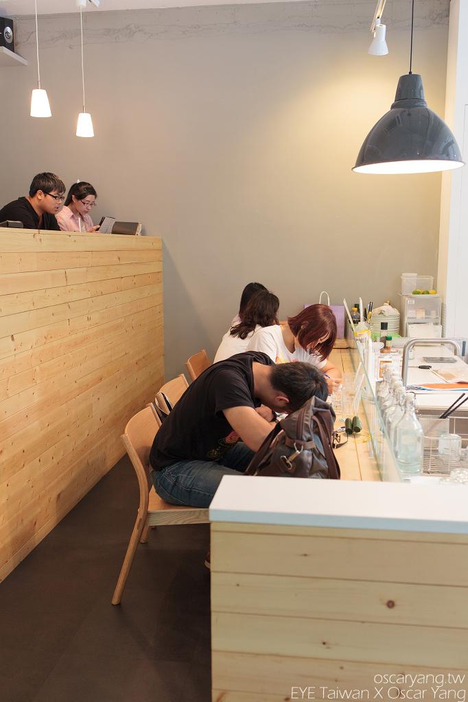 Fika Fika Cafe,EYE Taiwan X Oscar Yang