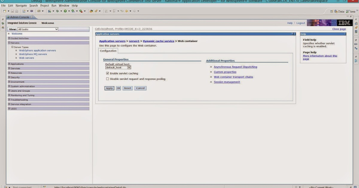ibm websphere commerce server websphere commerce dynacache part1