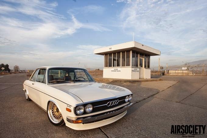 Audi 100 Rebaixado 1972
