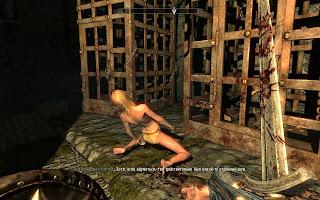 Девушки из игры Скайрим Skyrim