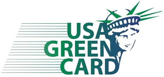 Лотерея Green Card USA