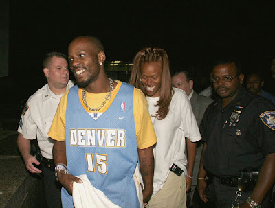dmx arrested marijuana weed