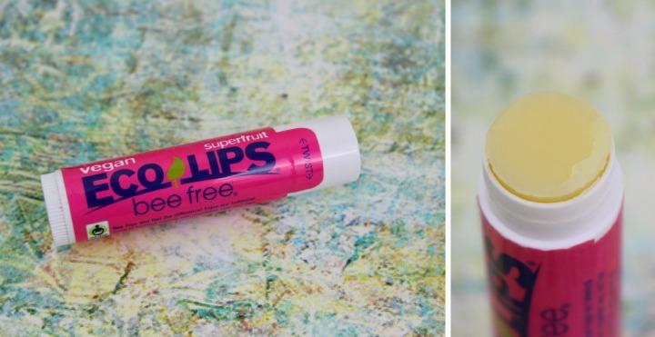 Eco Lips Bee Free Vegan Superfruit Lip Balm