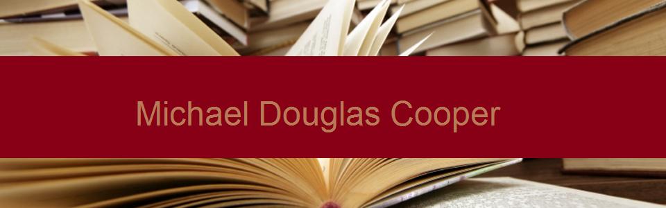 Michael Douglas Cooper