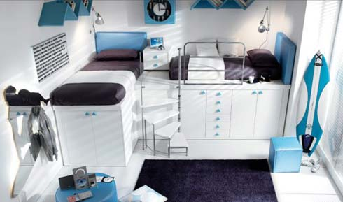 Best Interior Design for Two Child