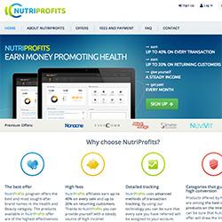 Zarabiaj z NutriProfits