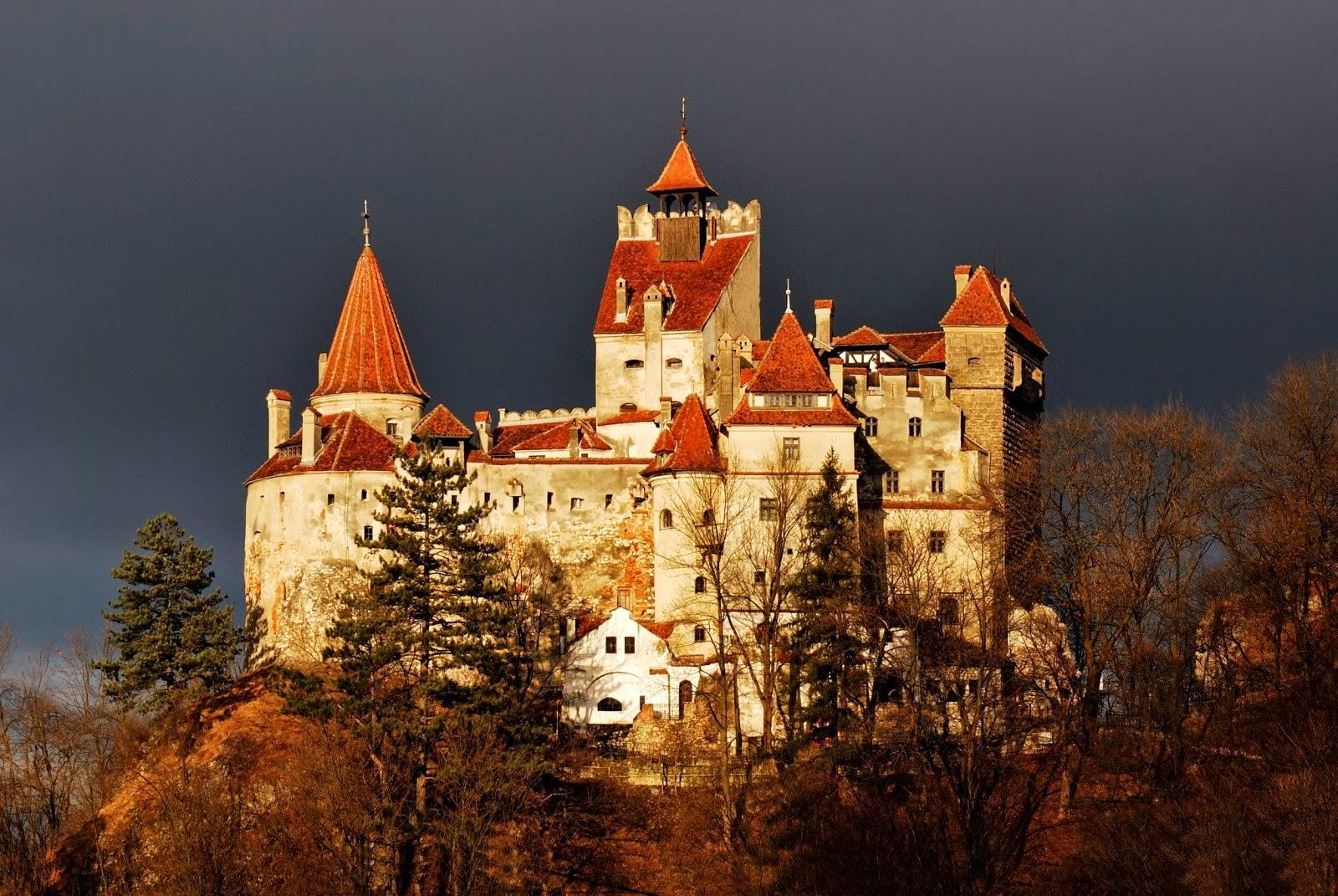 Ponen en venta el castillo auténtico de Drácula