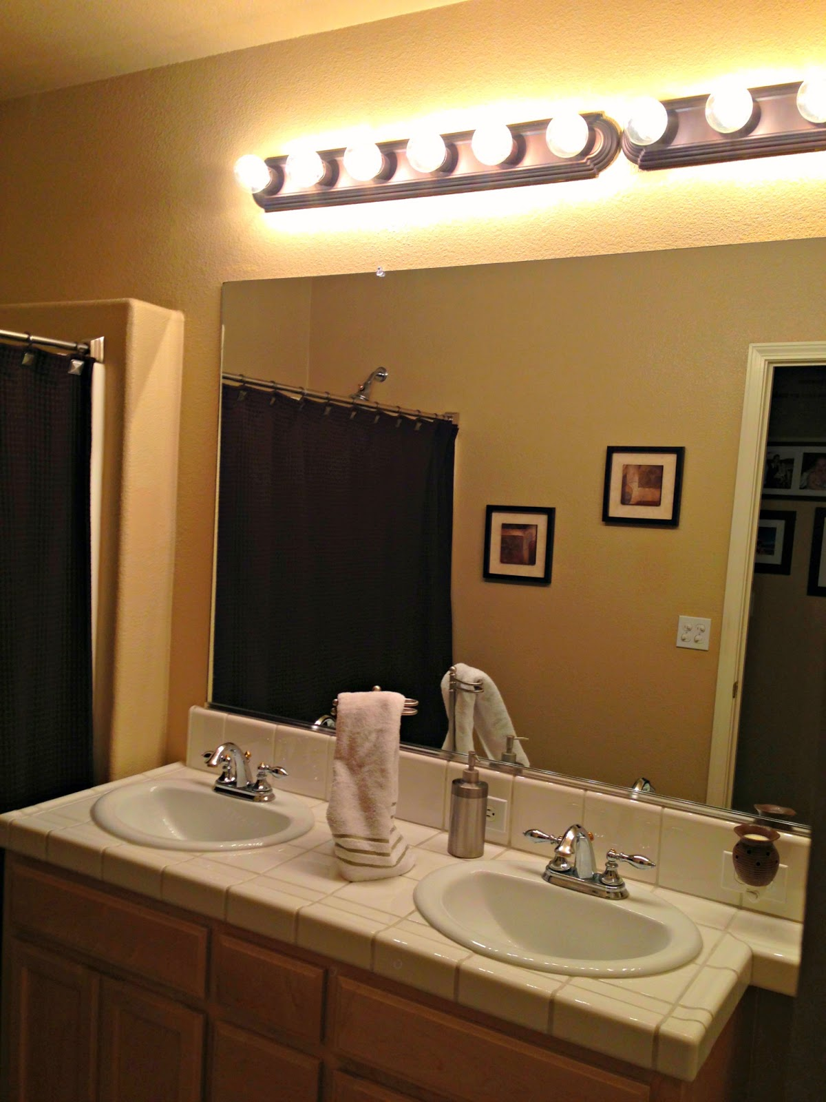 all things katie marie Bathroom Makeover