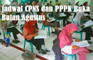 Pendaftaran CPNS dan PPPK