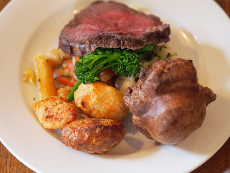 the pantechnicon sunday roast