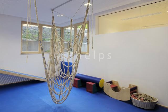 KiGa/Sporthalle, Hopfgarten - Arch. Ernst Hasenauer - Foto Andrew Phelps
