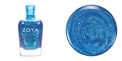 Zoya Muse - Bubbly Summer 2014 Collection