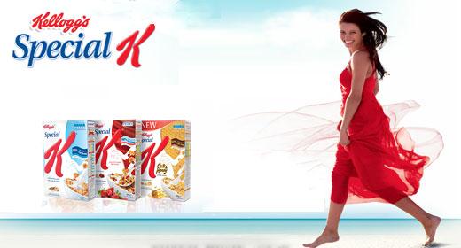 Canzone pubblicità Kellogg's Special K 2015
