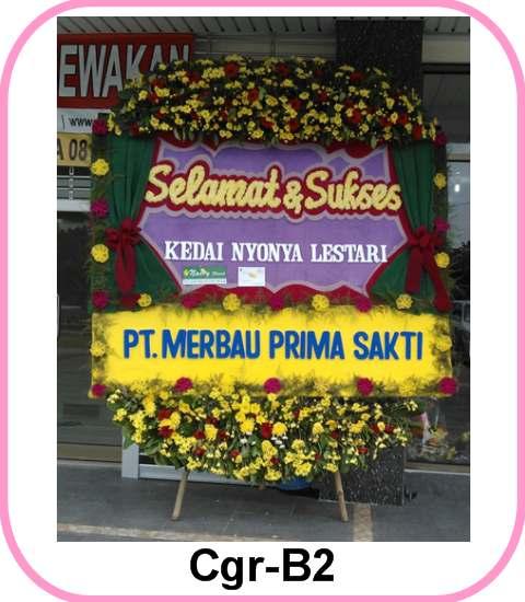 Bunga Papan Jakarta Utara