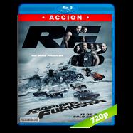Rápidos y furiosos 8 (2017) BRRip 720p Audio Dual Latino-Ingles