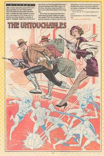Intocables (ficha dc comics)