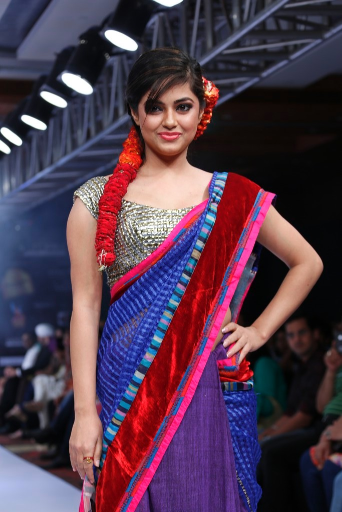Meera Chopra ramp walk photos
