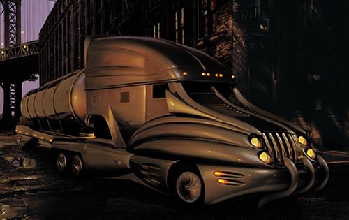 fotos de camiones fantasticos y de miedo 5