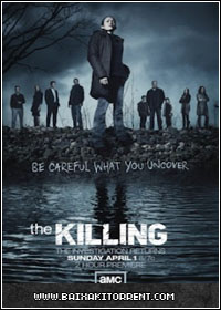 Capa Baixar Série The Killing 1ª,2ª e 3ª Temporada   Torrent Baixaki Download