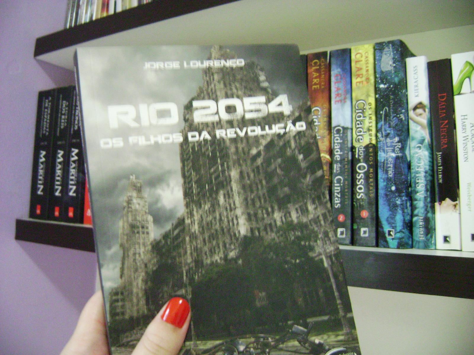 Rio 2054 - Distopia Brasileira