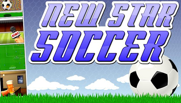 New Star Futbol Ana Ekran