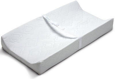 The Contoured Changing Pad