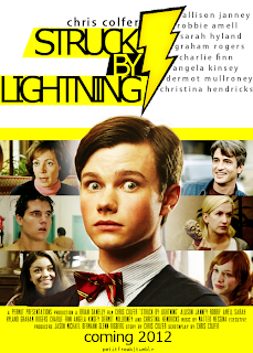 Filme Poster Struck by Lightning HDRip XviD & RMVB Legendado