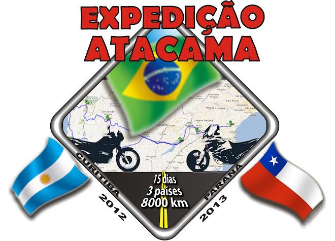 Logo da Expedição