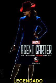 Assistir Marvels Agent Carter Legendado