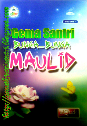 Al-Quds - Album Bunga Bunga Maulid-Gema Santri