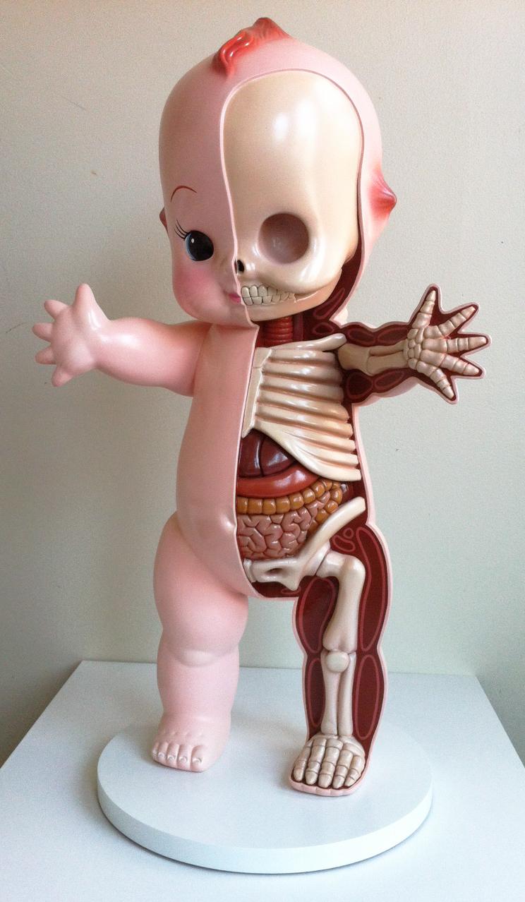 Anatomia de un dibujo animado | .