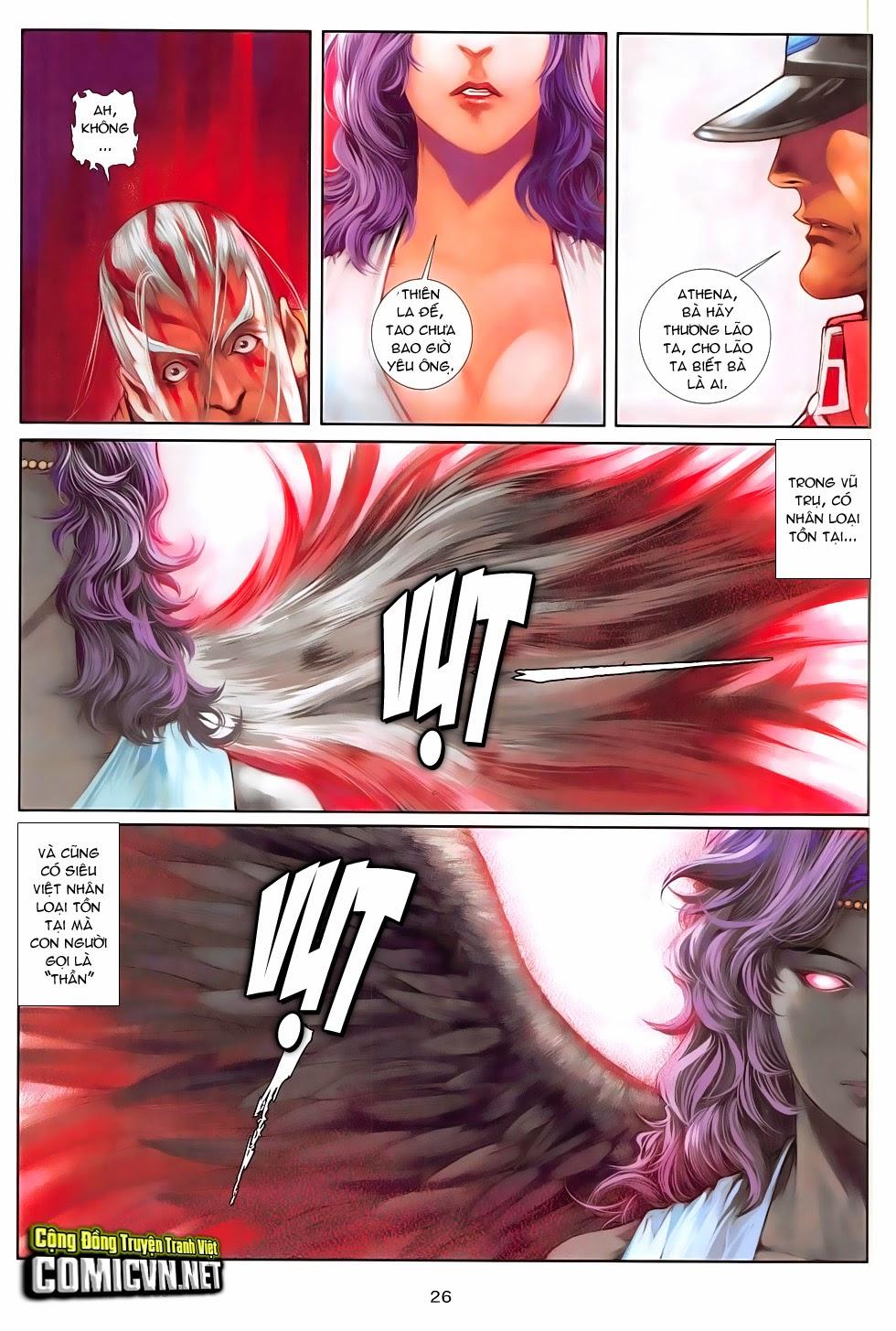 Ba Động Quyền Z Hadouken Zero chap 15 - Trang 26