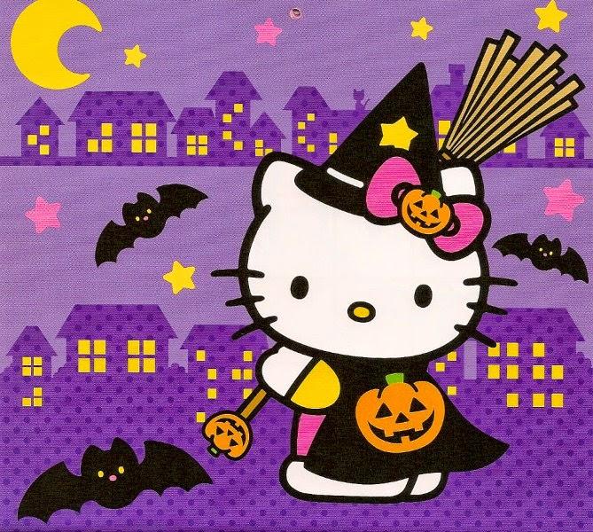 Gambar wallpaper hello kitty ungu lucu banget