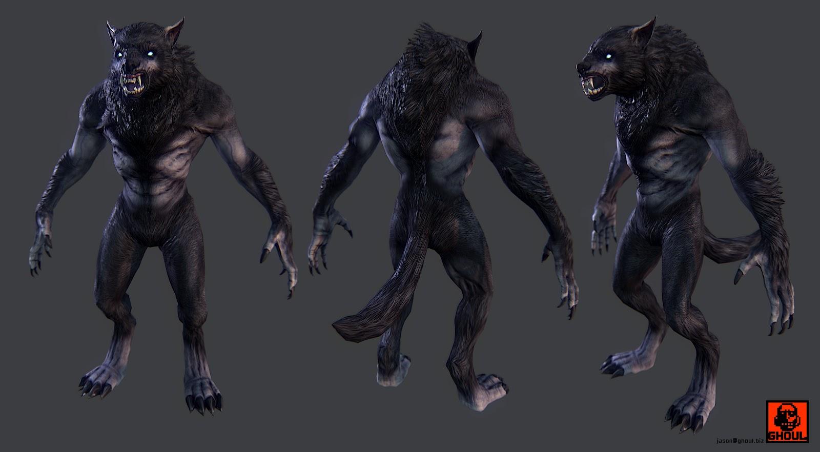 Werewolf fucks 3d babe erotic download
