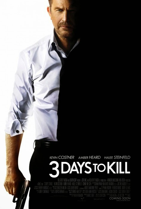 3 Days to Kill - worst movies of 2014