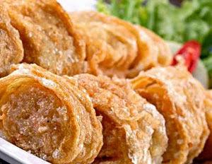resep rolade goreng, cara membuat rolade goreng, rolade daging enak, bahan bumbu rolade daging