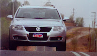 foto parrila opticas frente vw passat variant luxury xenon
