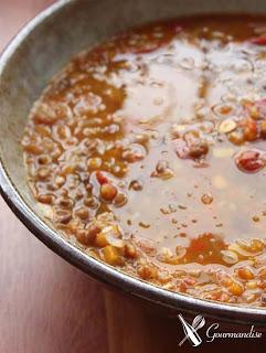 gourmandise zuppa di roveja